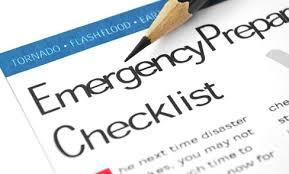 Emergency Preparation Plan