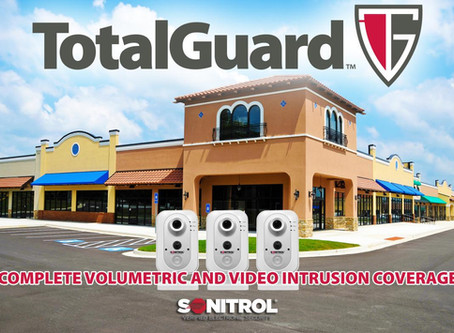 SONITROL LAUNCHES NEW TOTALGUARD™ SOLUTION