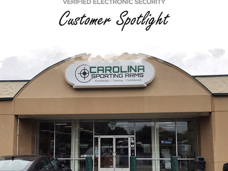 Customer Spotlight Series: Carolina Sporting Arms