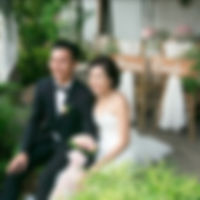 Wedding couple testimonial