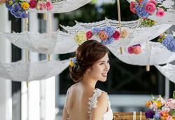 intimate wedding at masons35