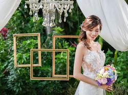 intimate wedding at masons31