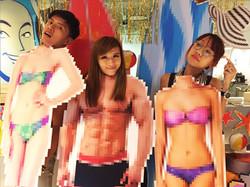 pixel-beach-body-props-model