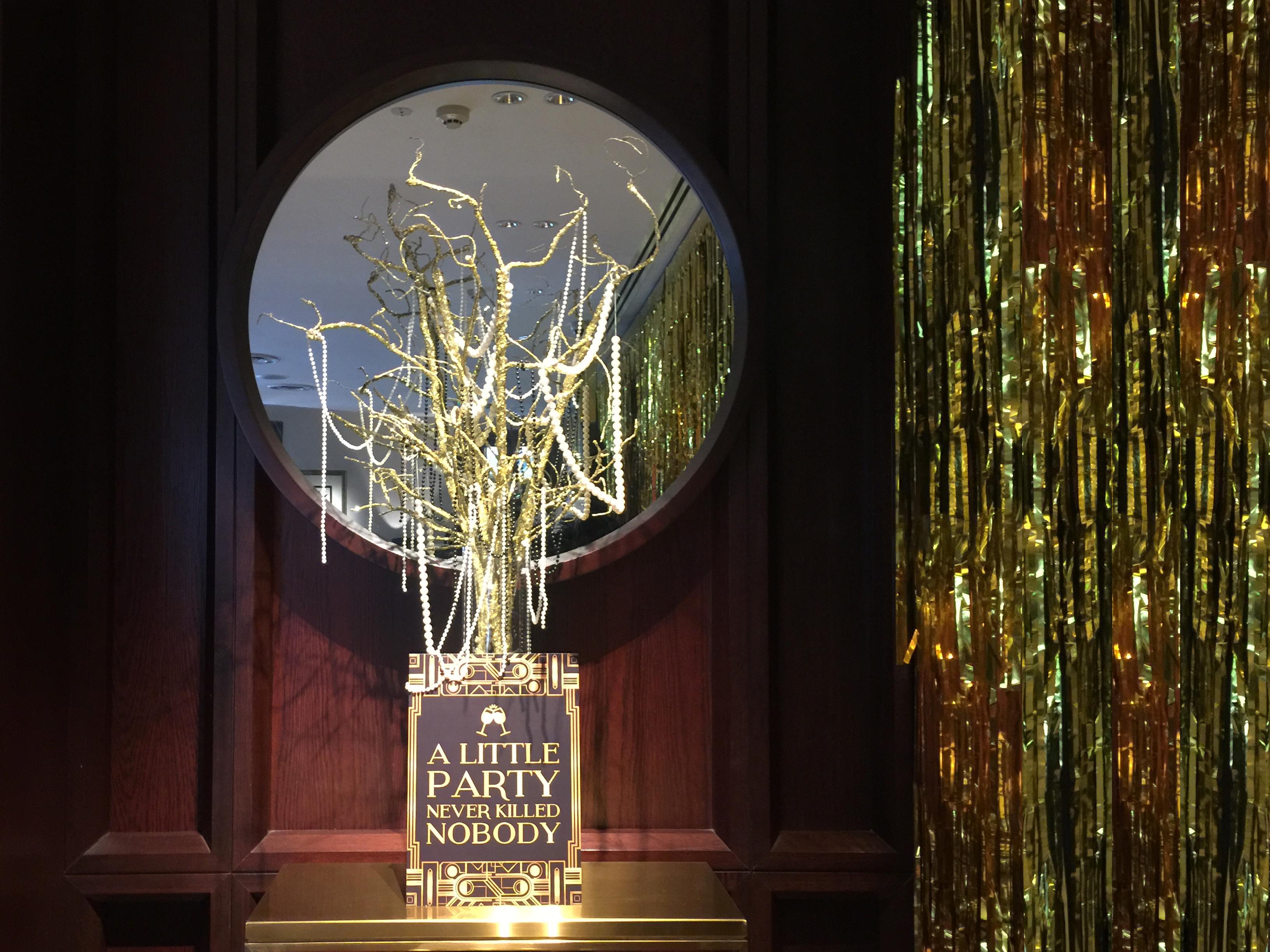 club-gatsby-photo-tree