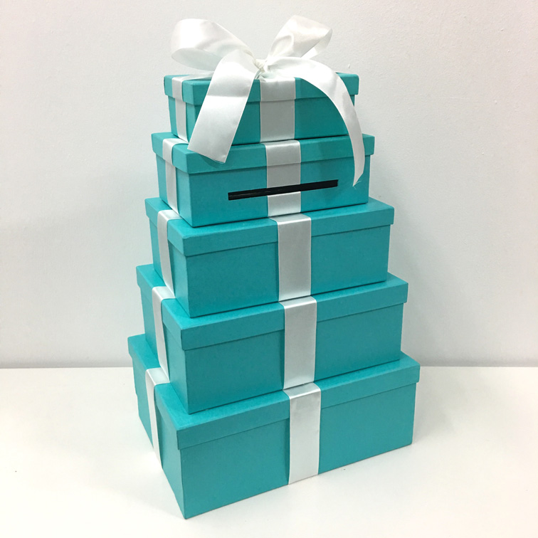 Tiffany Blue Ang Bao Box