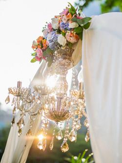 intimate wedding at masons27