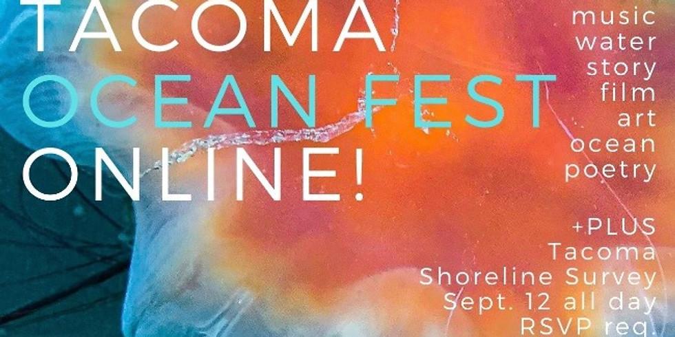 Tacoma Ocean Fest Online