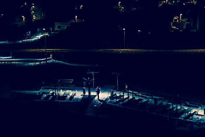 The Night Photographer