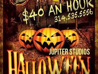 Jupiter Studios Halloween Special!