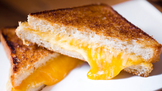 Best Grilled Cheese in NYC