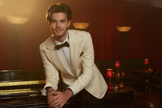 19-Year-Old Pianist Thomas Nickell to Perform at Zankel Hall at Carnegie Hall with the Oistrakh Symp