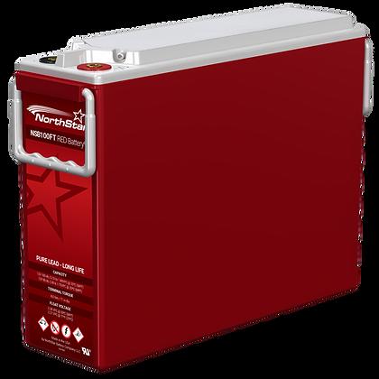 Northstar NSB100FT Red Battery