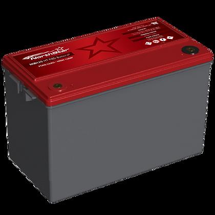 Northstar NSB125TT HT Red Battery