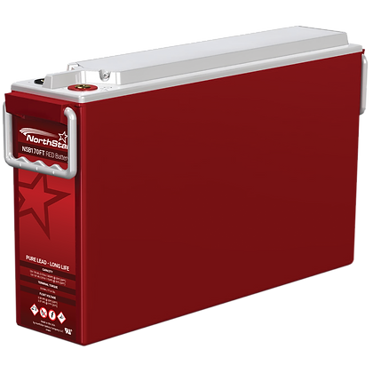 Northstar NSB170FT Red Battery