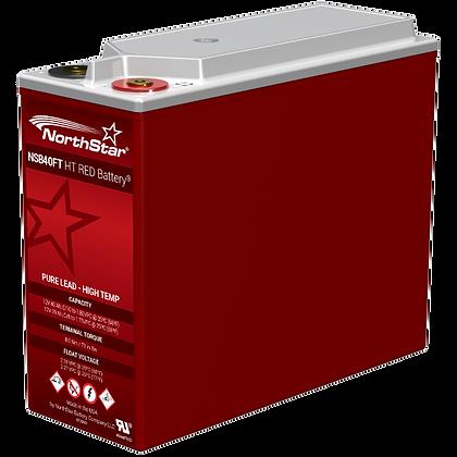 Northstar NSB40FT HT Red Battery