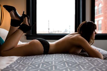 The Hotel Vandivort | Springfield MO Boudoir Photographer
