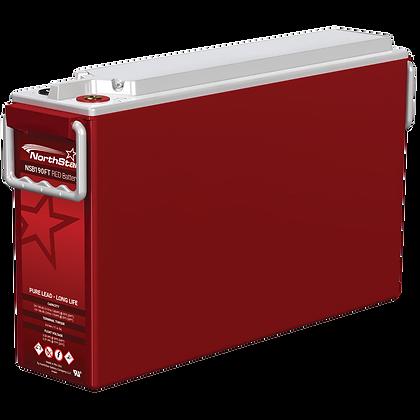 Northstar NSB190FT Red Battery