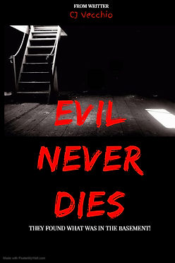 Copy of Horror Movie Poster Template - M
