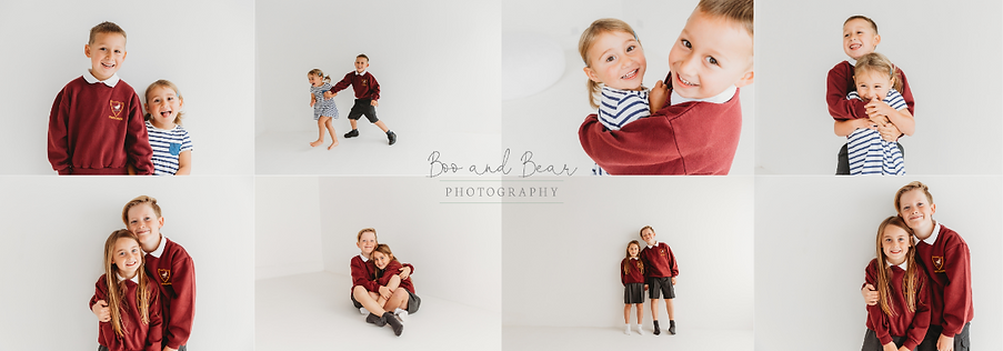 Boo and Bear Photography - Back to Schoo