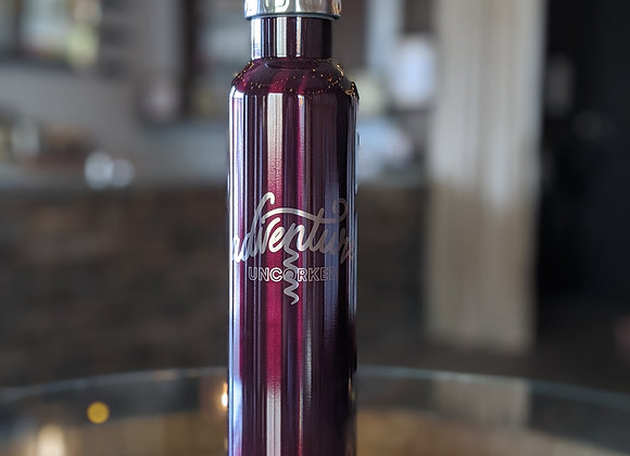 Adventure Uncorked Etched Growler