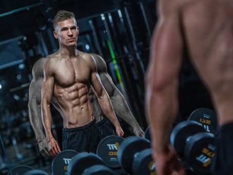 CAN BODYBUILDING AND BODY DYSMORPHIA REALLY BE SEPARATED?