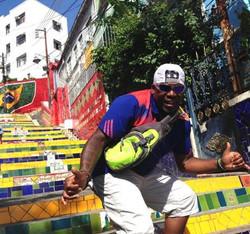 Escadaria Selaron - Brazil