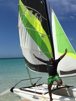 catamaran - Cuba