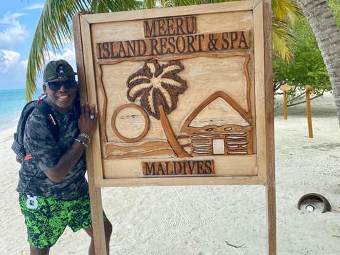 Meeru Island - The Maldives