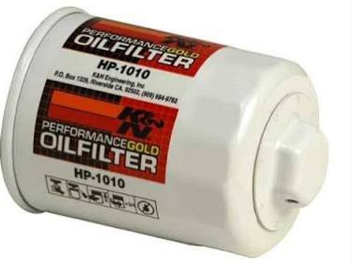 K&N PERFORMANCE GOLD OIL FILTER (HP-1010)