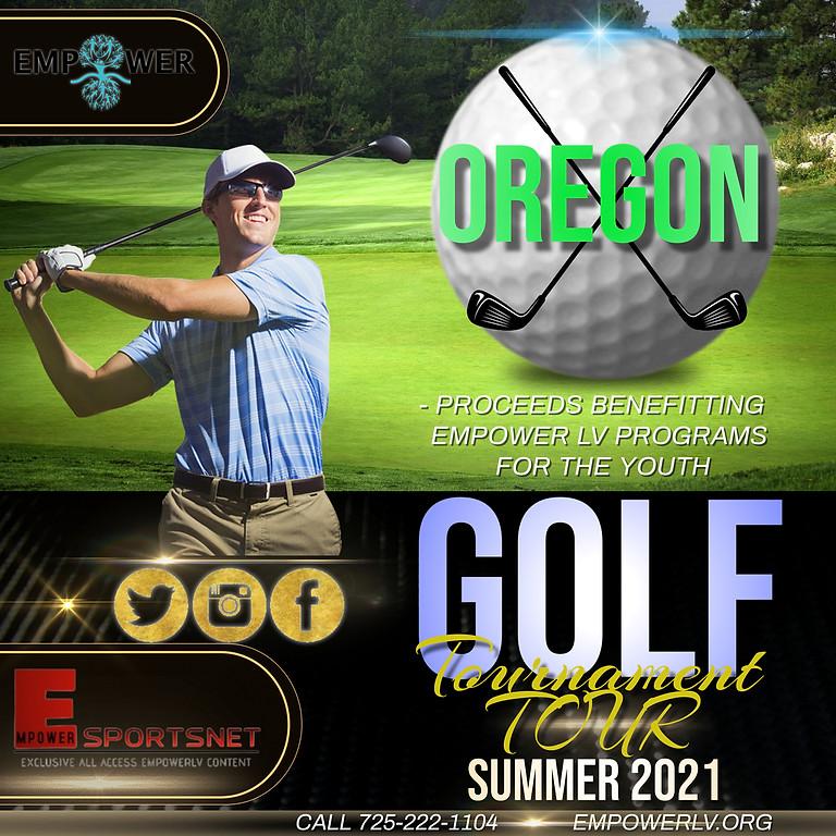 Empower LV  Oregon Golf Charity Tour (Portland, Corvallis, Eugene, Beaverton)