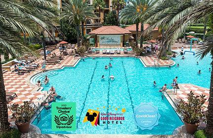 Resort Pool at Floridays