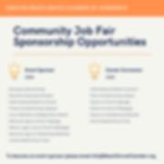 Job Fair Sponsorship Information.png