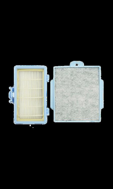 Riccar Prima HEPA & Granulated Charcoal Filter Set