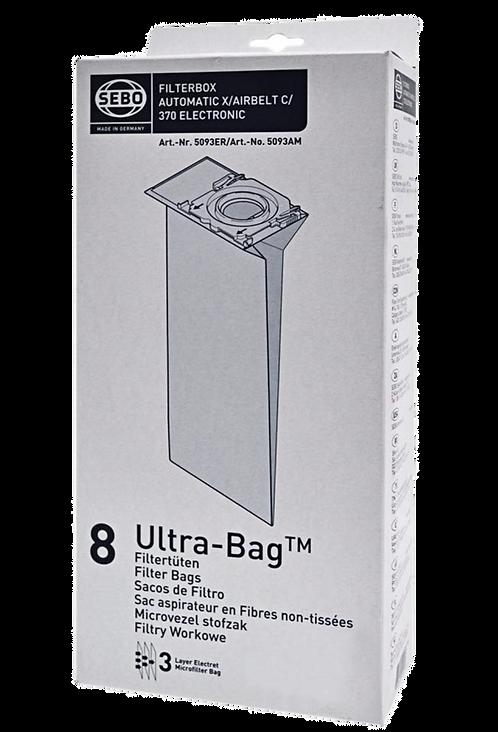 Sebo X/C Bags (8-Pack)