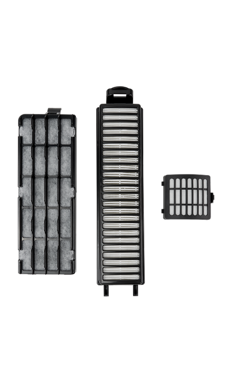 Riccar Radiance Premium R40 HEPA & Charcoal Filter Set