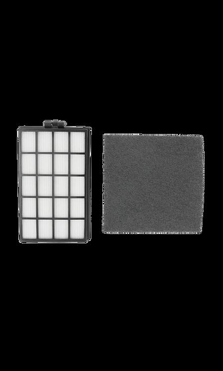 Riccar Charisma, Pristine, Starbright HEPA Filter Kit.