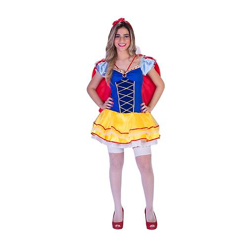Fantasia Princesa Real Adulto