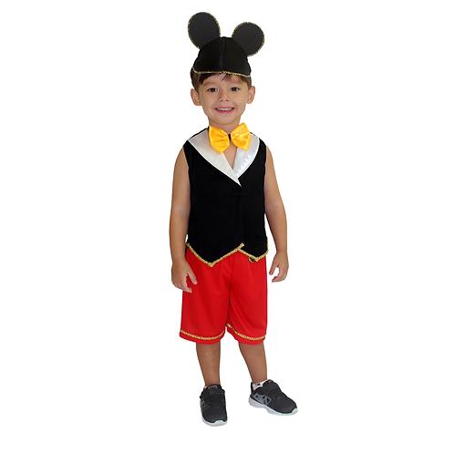 Fantasia Ratinho Infantil