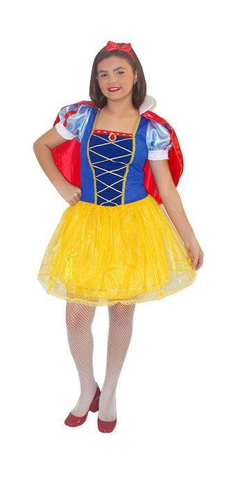 Fantasia Princesa Real Adulto DELUXE