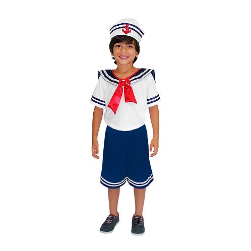 Fantasia Marinheiro Infantil