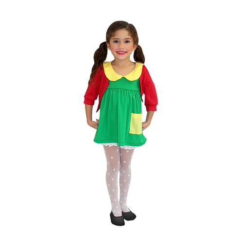 Fantasia Maria Chica infantil