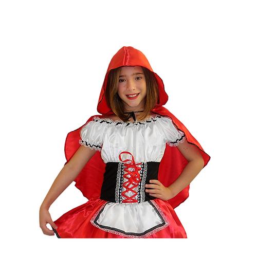Acessório Capa Vermelha Infantil