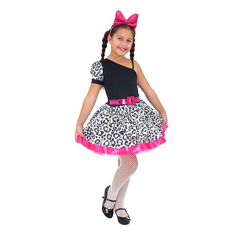 Fantasia Diva Infantil