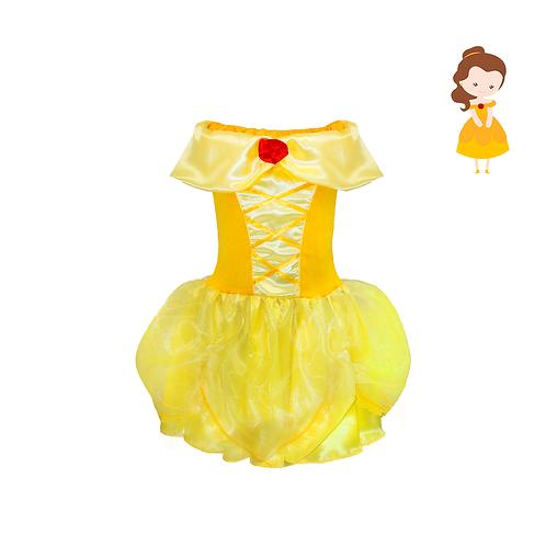 Princesa Ouro Classica Inf