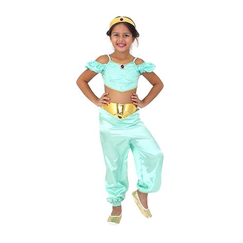 Fantasia Princesa Odalisca Infantil