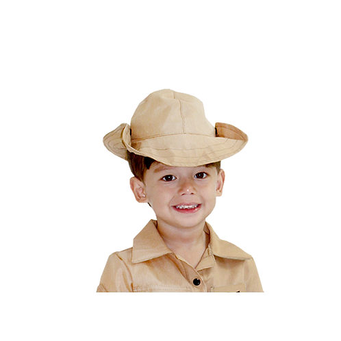 Acessório Chapéu Safari Infantil