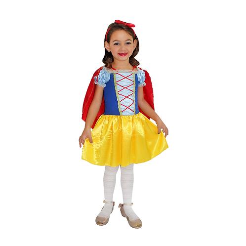 Fantasia Princesa Real Infantil