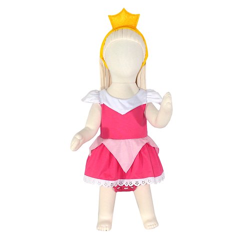 Princesa Rosa Baby Confort