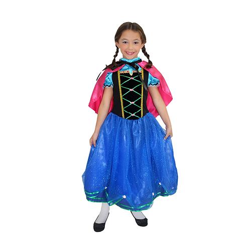Fantasia Princesa Camponesa Infantil