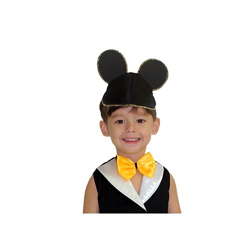 Acessório Chapéu Ratinho Baby